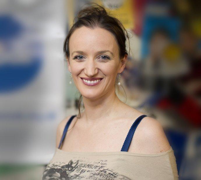 Kate Smurthwaite. Foto-www.katesmurthwaite.co.uk