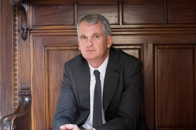 Timothy Snyder. Foto – Yale University