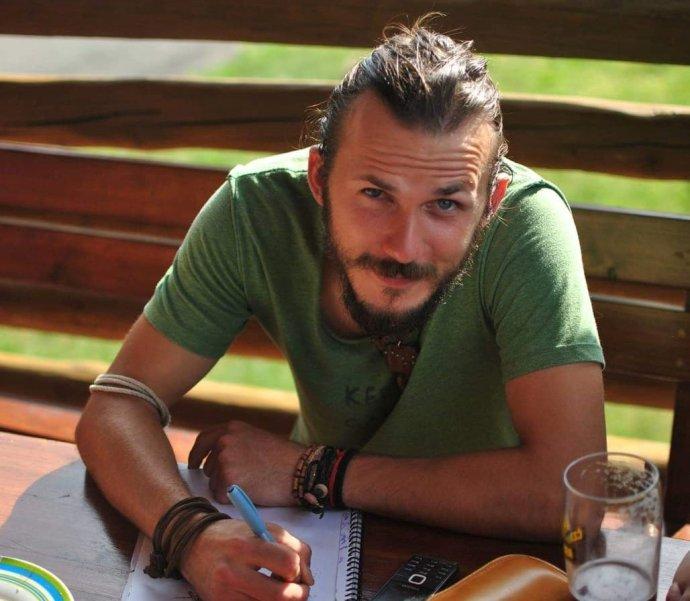 Filip Bednár. Foto - Anna Kloudová