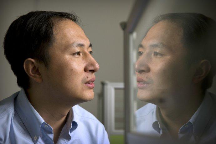 Che Ťien-kchuej pôsobí na univerzite v Šen-čene. Foto - AP