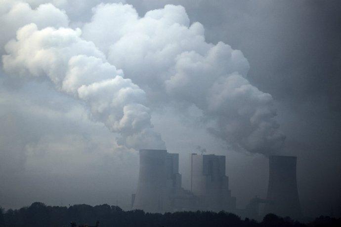 Uhoľná elektráreň v Nemecku. Foto– TASR/AP