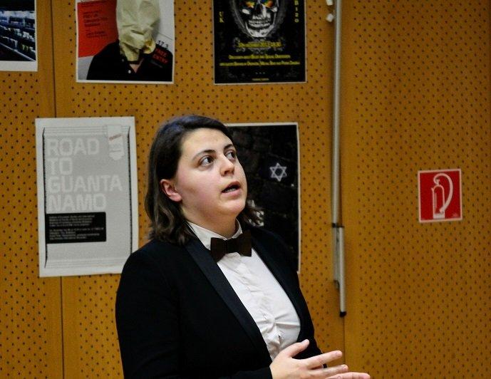 Jana Fúsková. Foto- archív J. F.