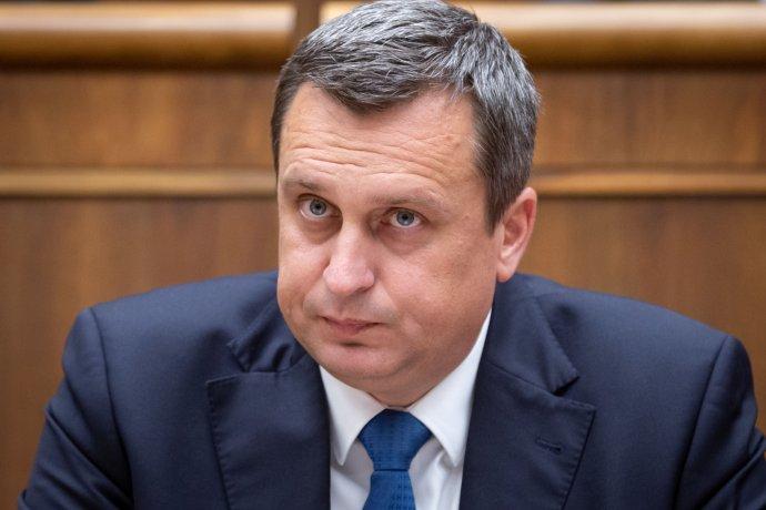 Andrej Danko. Foto N - Tomáš Benedikovič