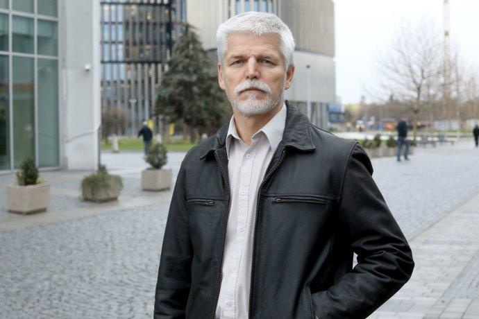 Petr Pavel v decembri odišiel do civilu. Okrem iného je členom redakčnej rady českého Deníka N. Foto – Deník N/Ludvík Hradilek