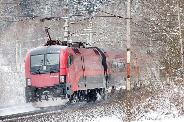 bc3d0eff55f6 Z Bratislavy bude raz denne vychádzať súprava typu Railjet xpress rakúskych  spolkových železníc