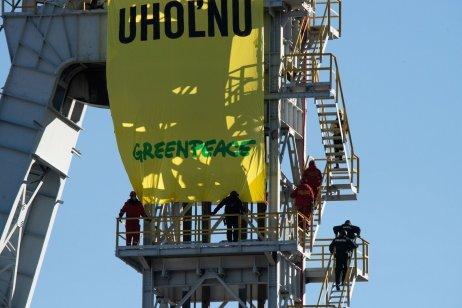Foto – Greenpeace/Tomáš Halász