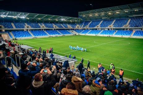 Národný futbalový štadión. Foto N – Peter Kováč