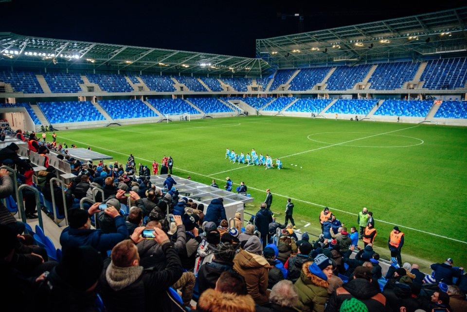 Národný futbalový štadión. Foto N - Peter Kováč