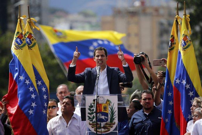 Juan Guaido. Foto - ap