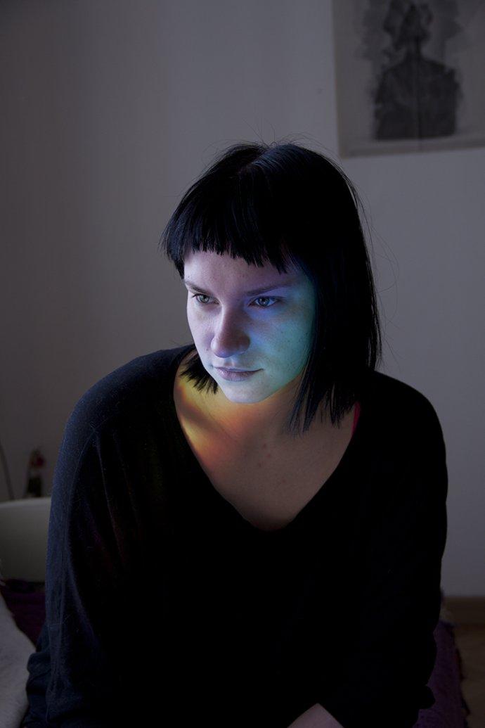 Katarína Morháčová (1986 - 2018). Foto - Katarína Poliačiková