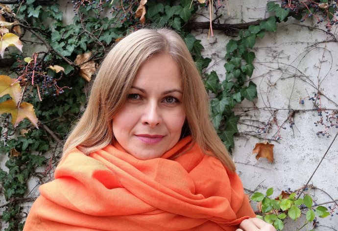 Zuzana André. Foto - Viera Böttcher