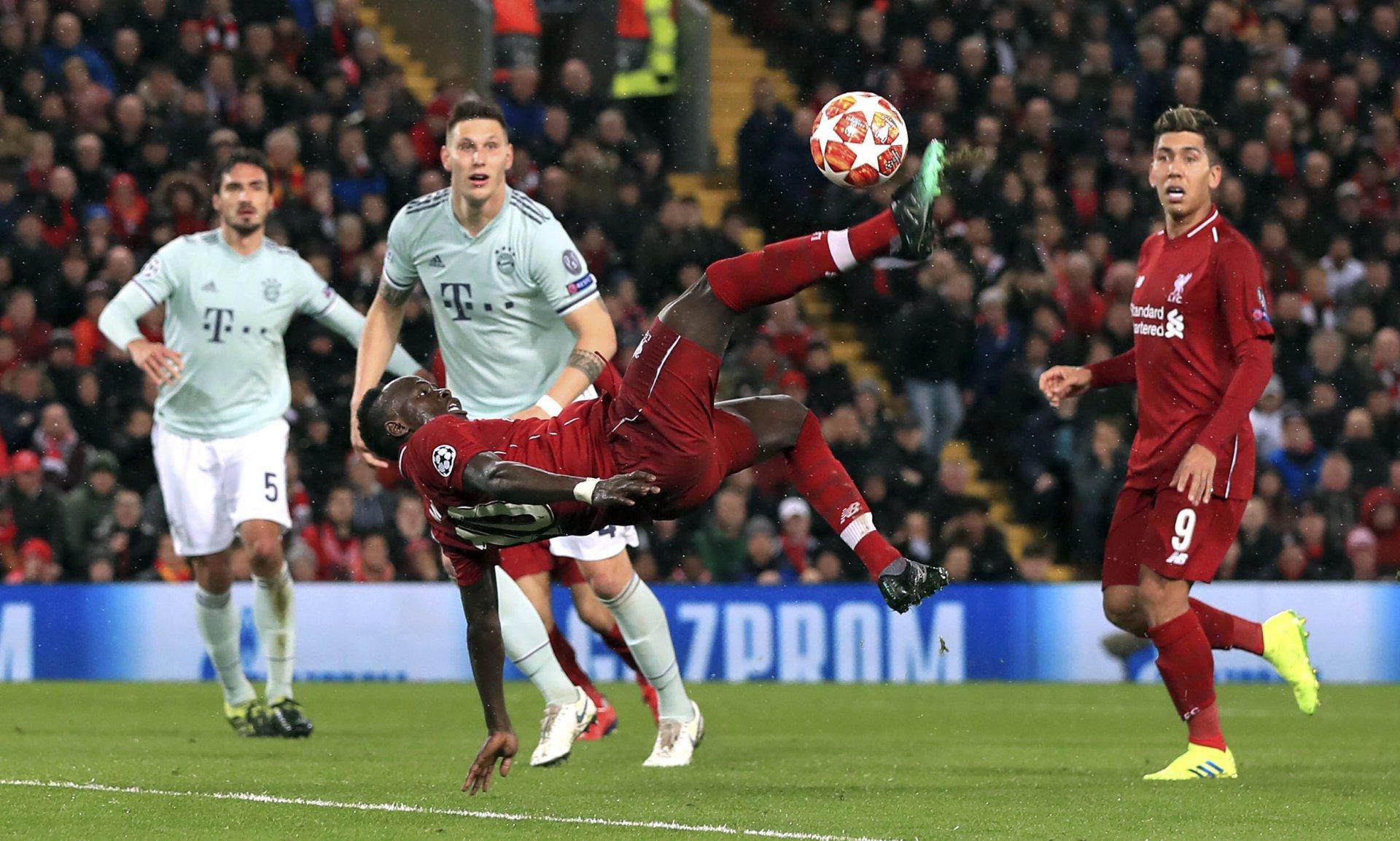 d82fd53a23b00 Bezgólová Liga majstrov: Liverpool – Bayern, Lyon – Barcelona - Denník N