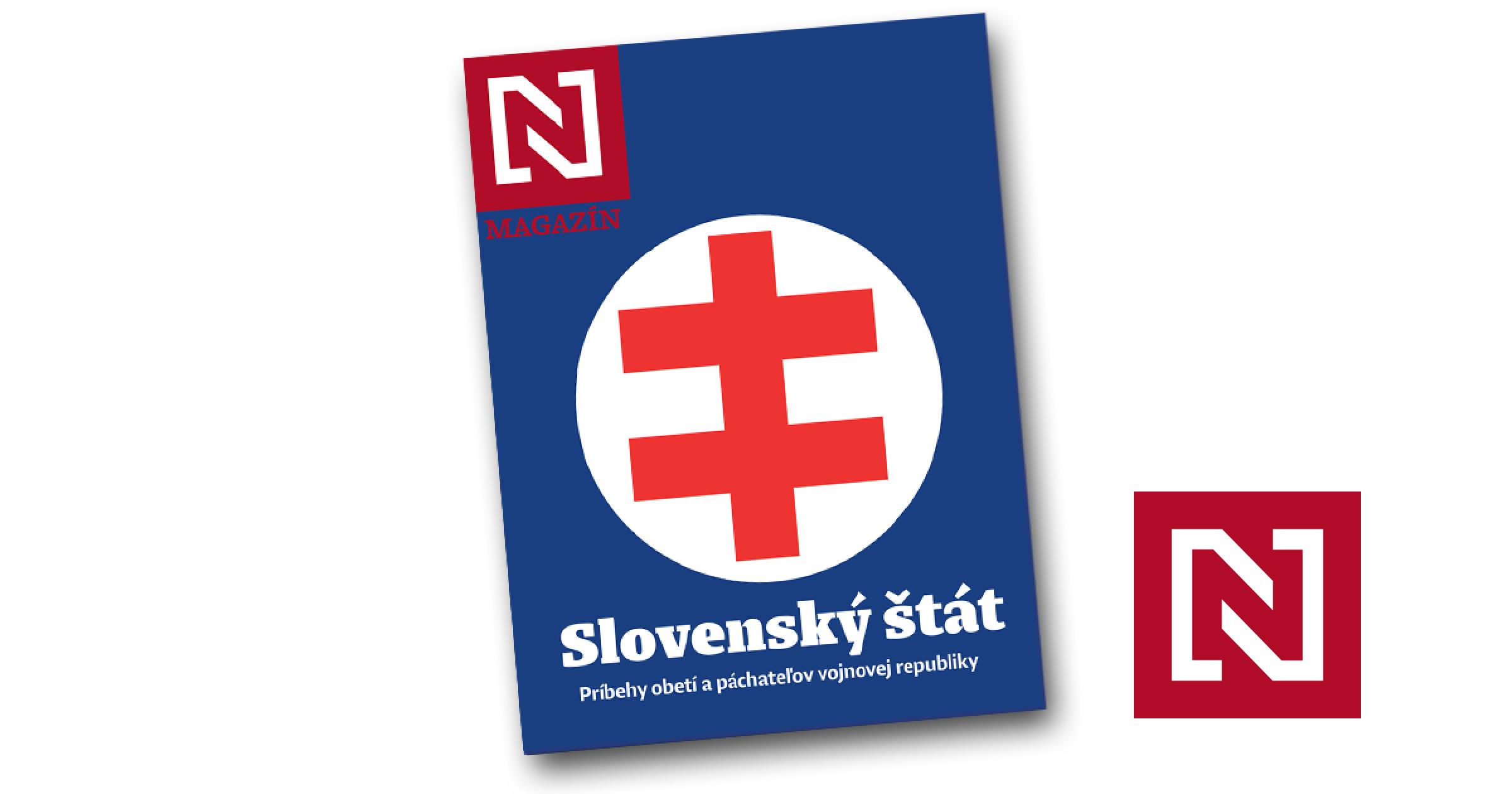 c259179422b2a Denník N vydal magazín o slovenskom štáte. Zadarmo ho dostane 36-tisíc  študentov – Denník N