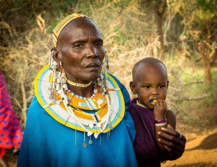 Do výskumu morálky zaradili vedci aj kmeň Masajov. Ilustračné foto – TASR/AP