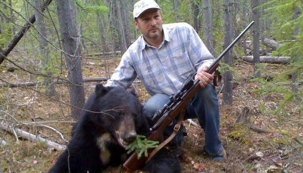 Rastislav Hutta na fotke zo svojho facebookového účtu, ktorý už uzavrel pre verejnosť.