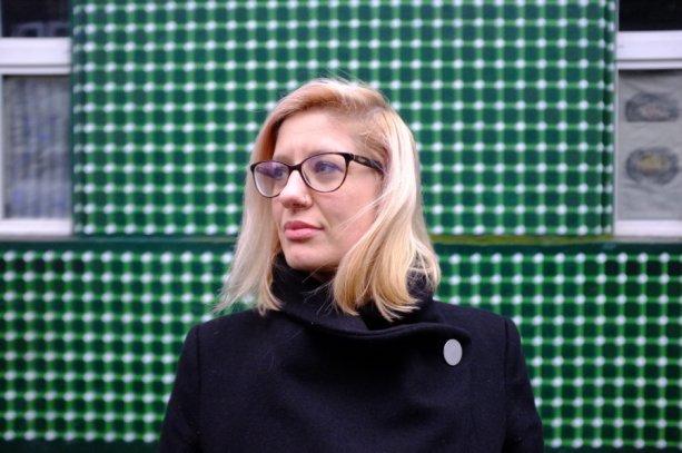 Ivana Kohutková, riaditeľka Greenpeace