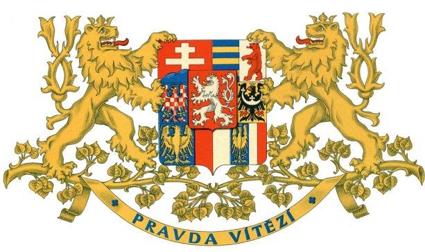 Znak medzivojnovej Československej republiky