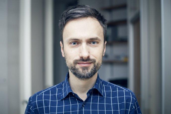 Dušan Martinčok. Foto - Michal Huštaty