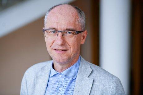 Energetický expert Karel Hirman je jedným z poradcov ukrajinskej vlády pre reformy. Ťažbu ropy a plynu vyštudoval v Moskve. Foto – archív K. H.