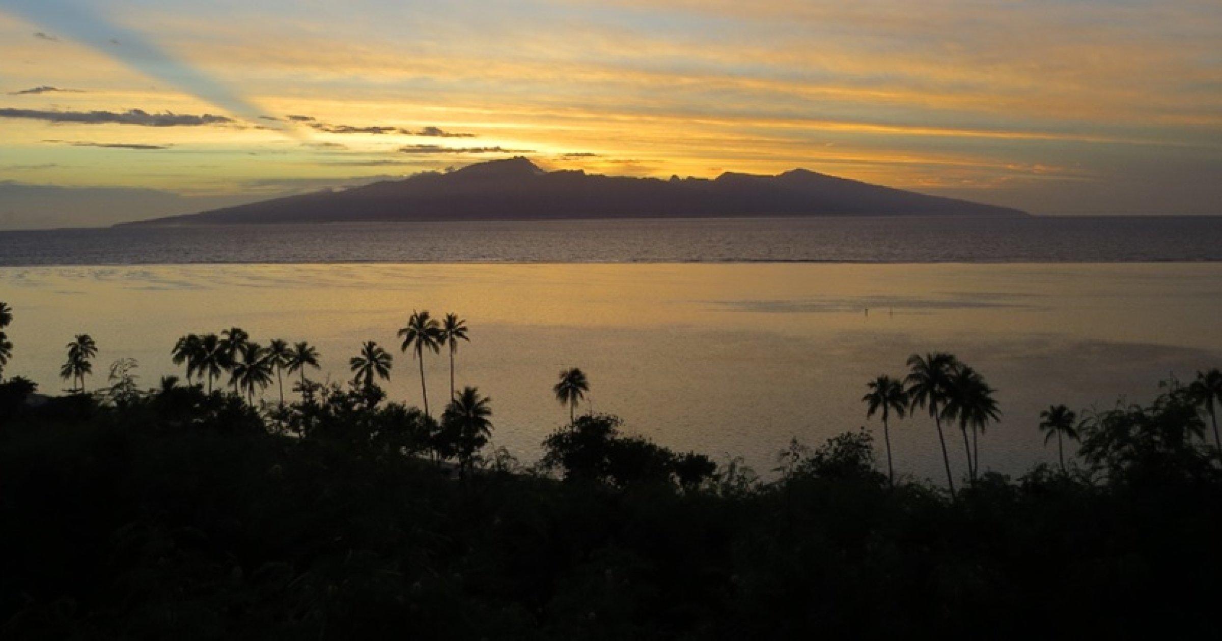 Tahiti Koniec Sveta Kde Sa Zapacilo Aj Stefanikovi Dennik N