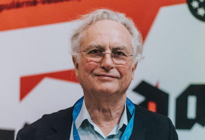Richard Dawkins. Foto - Monika Simonová