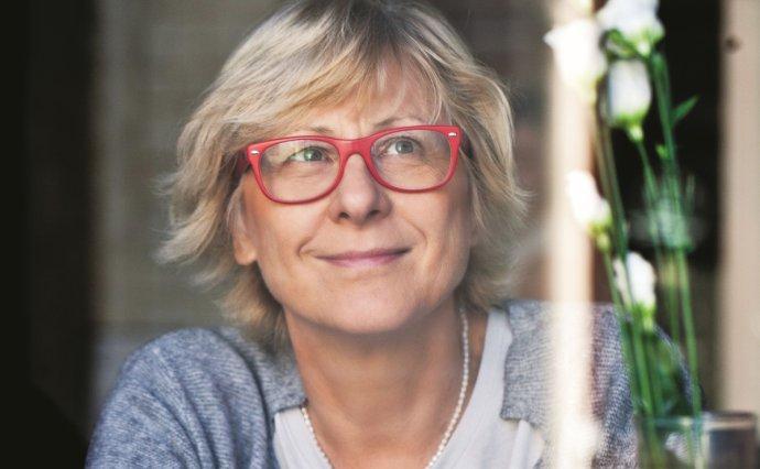 Katarína Farkašová. Foto – archív K. F.