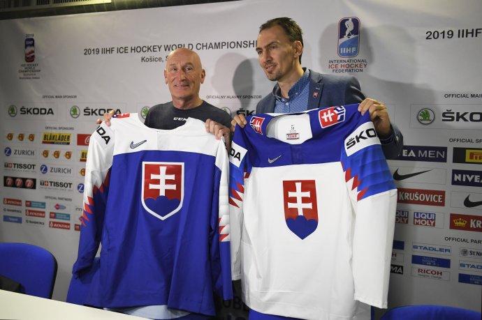 Craig Ramsay a Miroslav Šatan. Foto: TASR