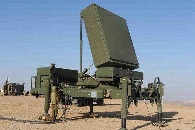 Ministerstvo obrany pod vedením OĽaNO vybralo pre armádu izraelské radary EL/M-2084, ktoré vybrala už SNS. Foto - ELTA