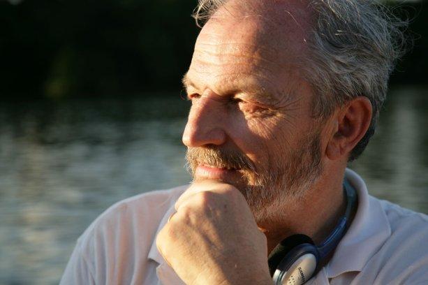 Roberto Epple, zakladajúci prezident European Rivers Network. FOTO: ERN