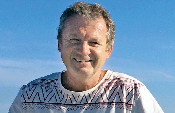 Karel Kostka. Foto - archív Karla Kostku
