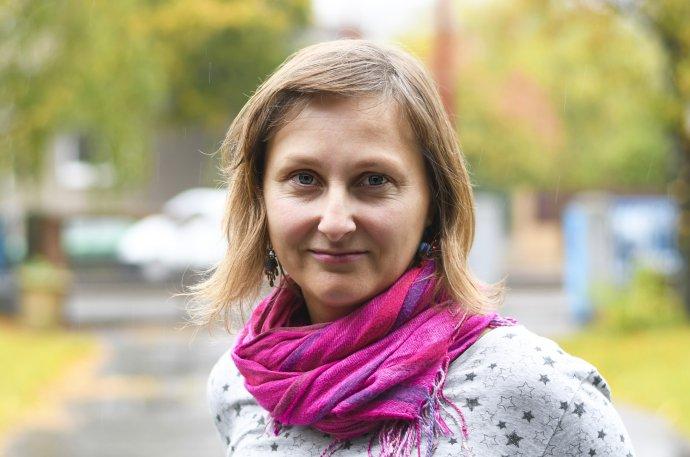 Špeciálna pedagogička Soňa Pekarovičová. Foto - Zuzana Gránska
