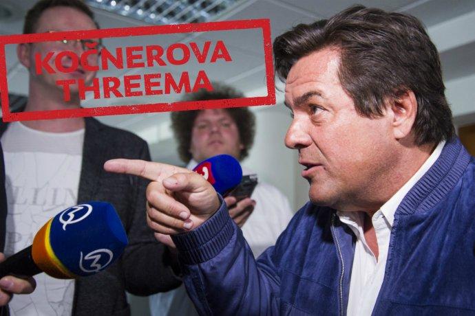 Marian Kočner zbieral na novinárov špinu. Foto - TASR