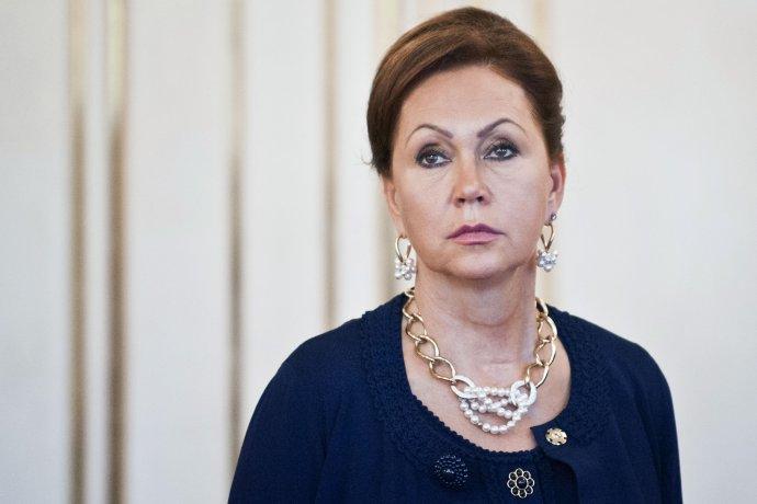Ivetta Macejková. Foto – TASR