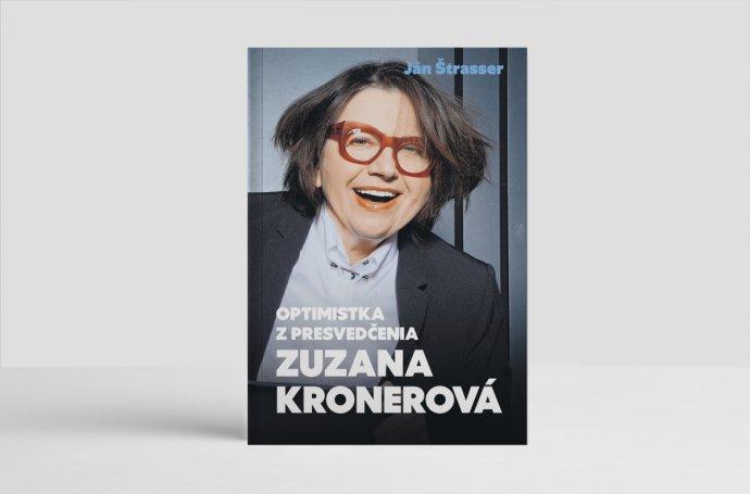 Zuzana Kronerová. Optimistka z presvedčenia (mimoriadna zľava)