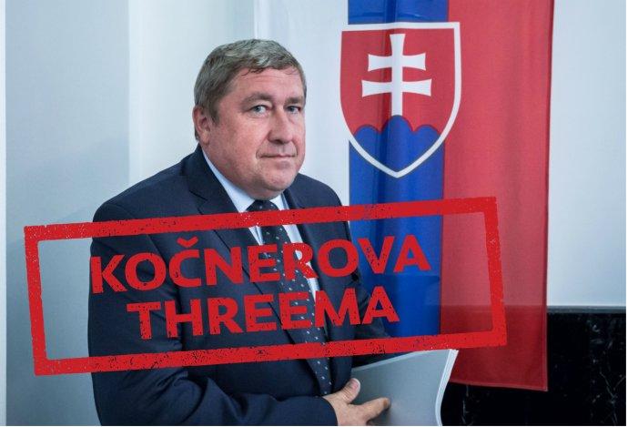 Špeciálny prokurátor Dušan Kováčik. Foto N – Tomáš Benedikovič