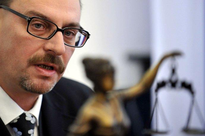 Dobroslav Trnka v decembri 2010. Foto - TASR