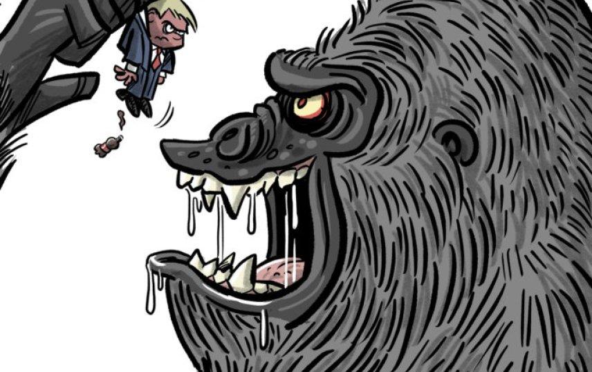 Shooty: Gorila a Fico (16.10.2019)