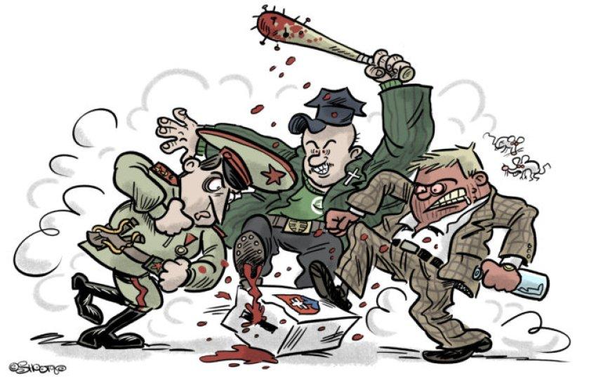 Shooty: Násilnícky gang (29.10.2019)