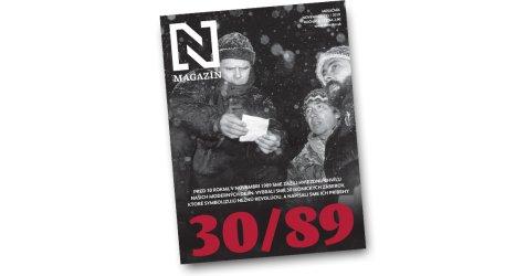 30 rokov Novembra - vzdelávací N Magazín zdarma na stredné školy