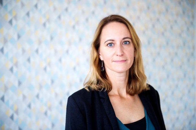 Psychologička Jana Ashford. Foto N - Vladimír Šimíček