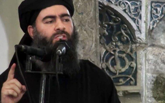Abú Bakr Bagdádí. Foto - AP