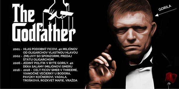 Fico - Goodfather mafie since 2001