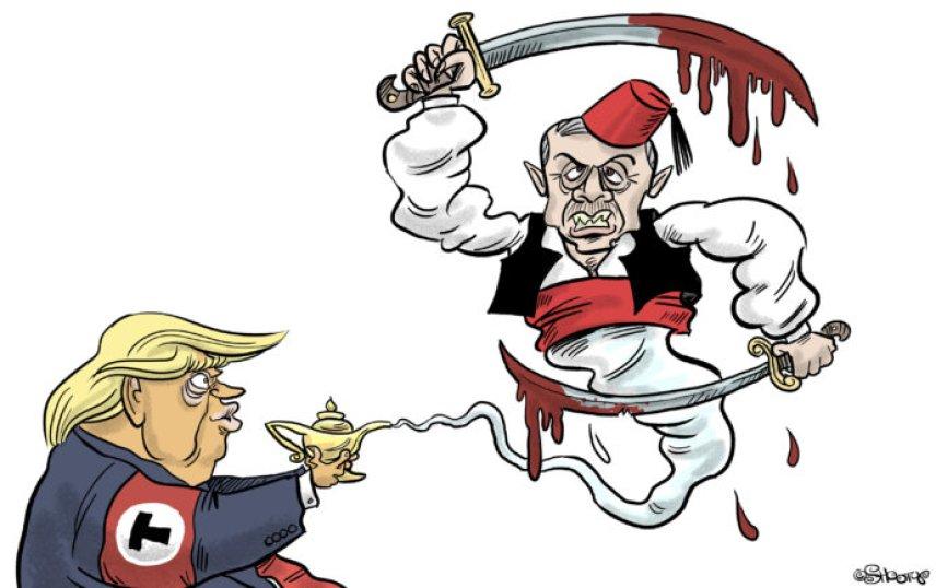 Shooty: Trumpova zázračná lampa (10.10.2019)