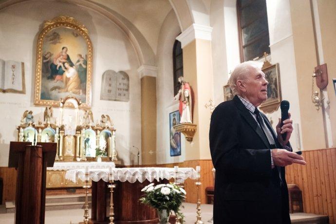 Paula Camerona pozvali na Slovensko, aby hovoril, že homosexualitu treba postaviť mimo zákon, v zahraničí sa od jeho pomýlených názorov dištancovala Americká psychologická asociácia, Americká sociologická asociácia či Kanadská psychologická asociácia. Foto N – Robert Barca