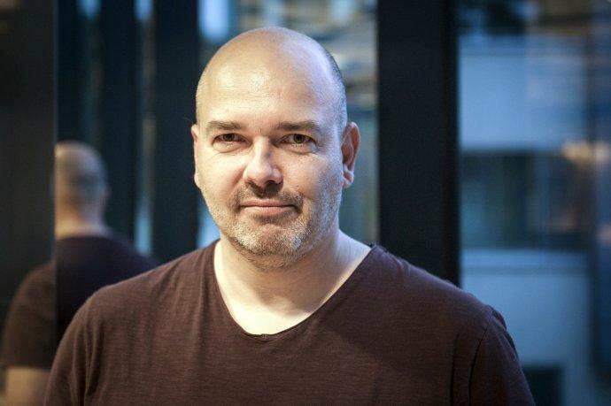 Martin Fedor. Foto N - Vladimír Šimíček
