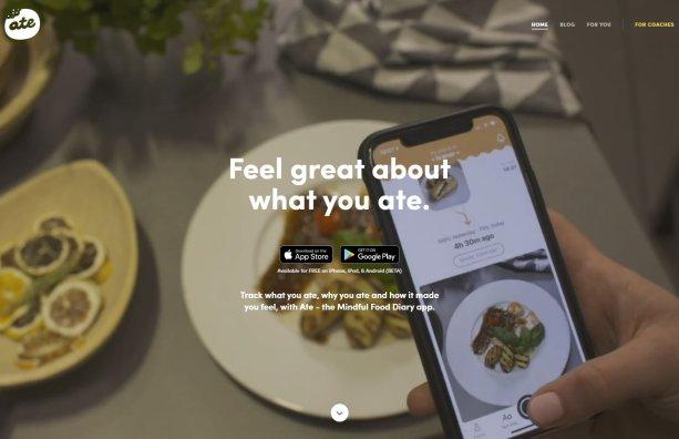Snímka obrazovky – youate.com
