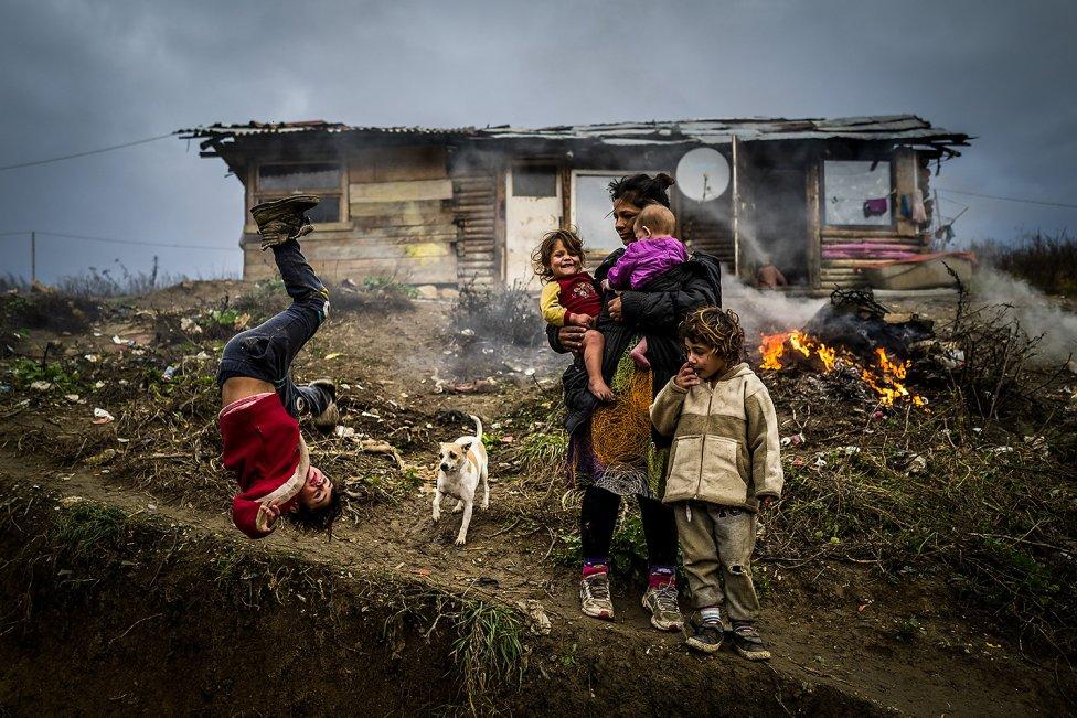 Xénia zo Žehry má 29 rokov a deväť detí. Foto N – Vladimír Šimíček