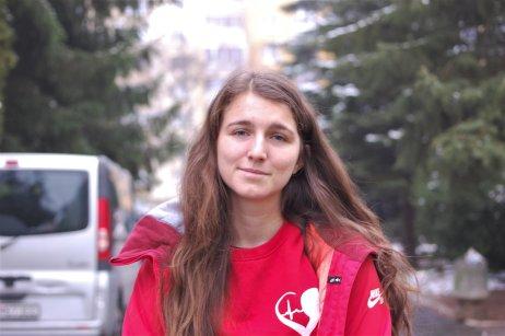 Eva Baranová. Foto N