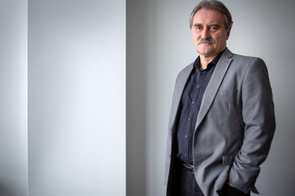 Gyula Bárdos. Foto N - Tomáš Benedikovič