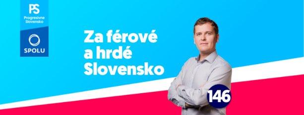 Vladimír Olej - kandidát koalície PS/Spolu